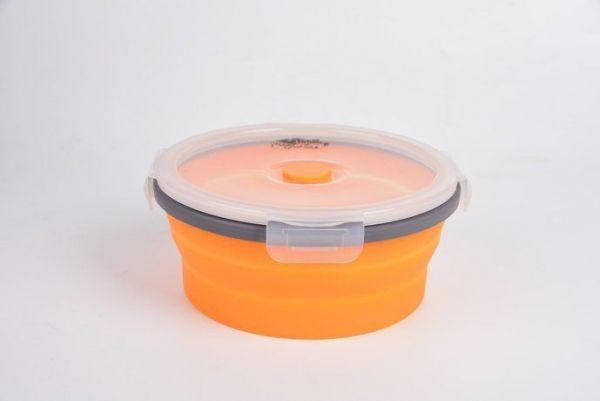 Контейнер складной Tramp 800 мл Оранжевый (TRC-087-orange)