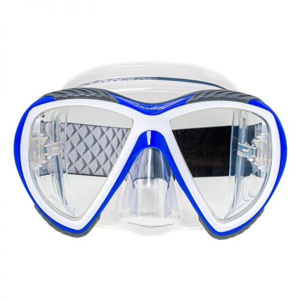 Маска Marlin Accent Blue/white