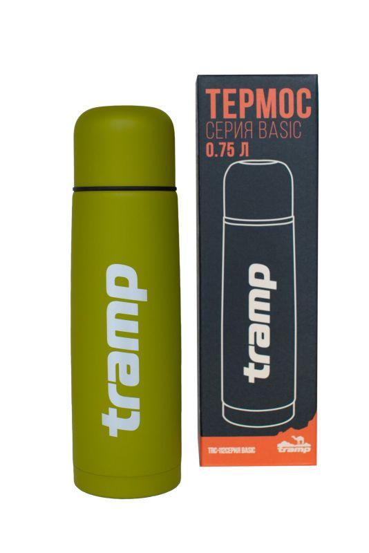 Термос Tramp Basic 0.7 л Олива (TRC-112-olive)