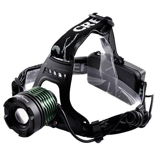 Ультрафиолетовый фонарик Bailong BL-2188-2 UV+Q5