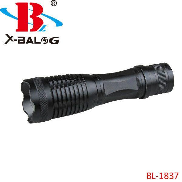Фонарик Bailong Police BL-1837-UV ультрафиолет