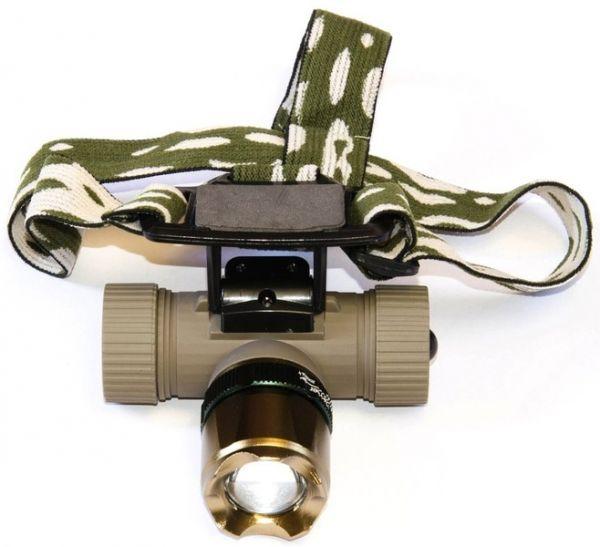Налобный фонарик Bailong Police BL-6866-T6
